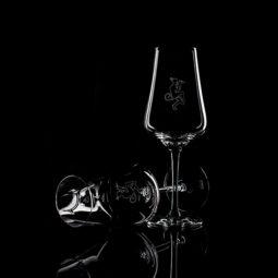 Wein-Shop Gläser Mittleres PANGlas Weingut Pan Nussdorf