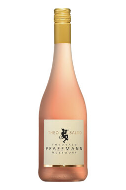 Flaschen Theobaldo Secco Rosé trocken